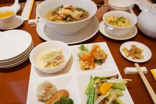 【福岡】ホテル日航福岡の中華を天神で♪@中国料理 鴻臚 大丸福岡天神店