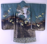 五歳男児羽織袴