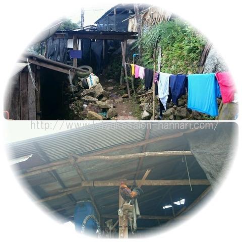 タイチェンマイモン族の家