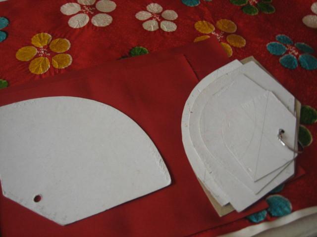 着物縫製室 製作の日々2