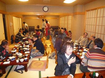上戸田商店会2009度新年会
