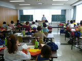 戸田市風呂敷講座1