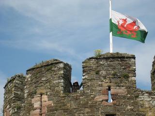 ウェールズの旗