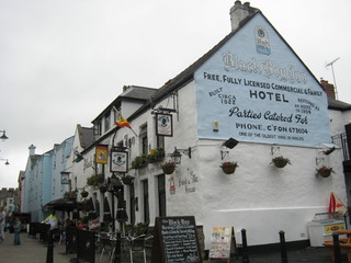 Black Boy Inn (outside)