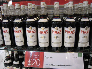 PIMM'S @ the airport