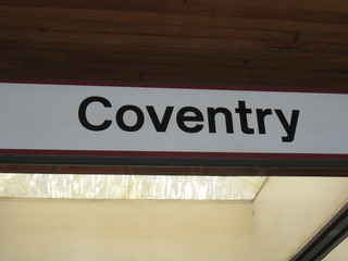 Coventlry station