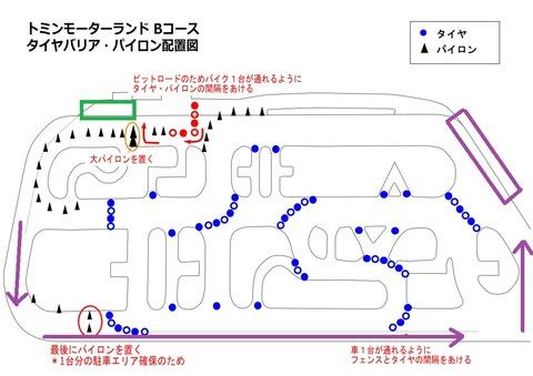 トミンコース復旧図