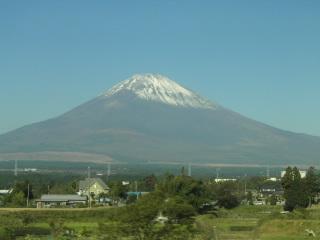 11/10富士山