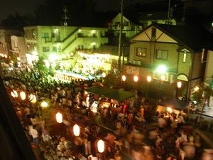 2008夏祭り夜