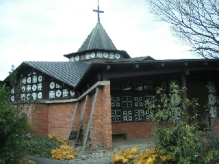 新発田の教会