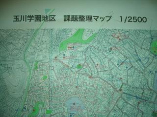学園のマップ