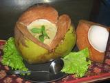 green chiken curry