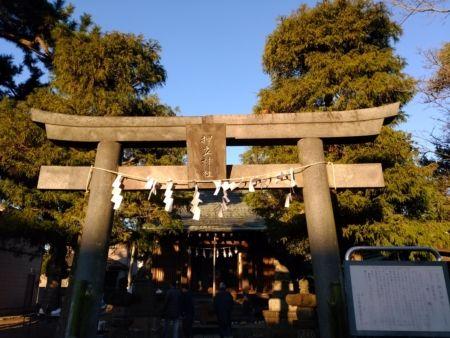 2017押立神社