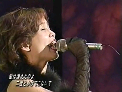 20111223_本田美奈子_オリビアを聴きながら