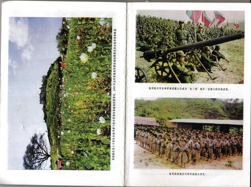 20111025_金三角の星より_ワ州連合軍とアヘン畑