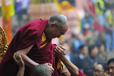 20120107_写真_インド_ダライ・ラマ_カーラチャクラ_09