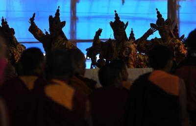 20120108_写真_インド_ダライ・ラマ_カーラチャクラ_14