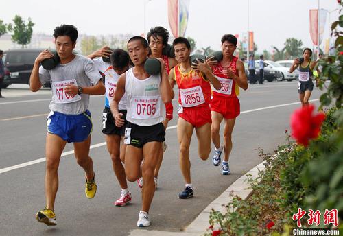 20120920_写真_中国_農民運動会_4
