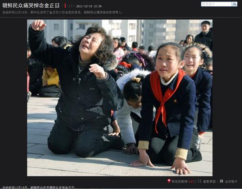 20111219_北朝鮮_金正日_死去_1
