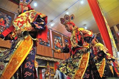 20120108_写真_インド_ダライ・ラマ_カーラチャクラ_05