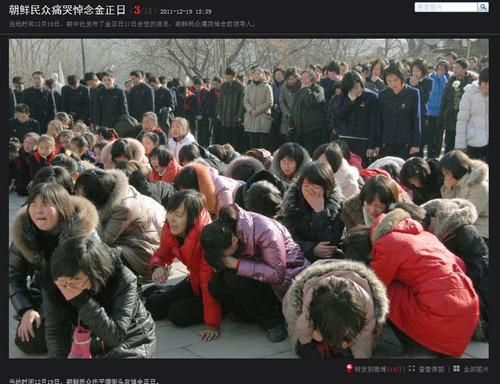 20111219_北朝鮮_金正日_死去_3