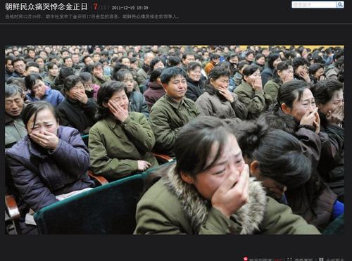 20111219_北朝鮮_金正日_死去_5