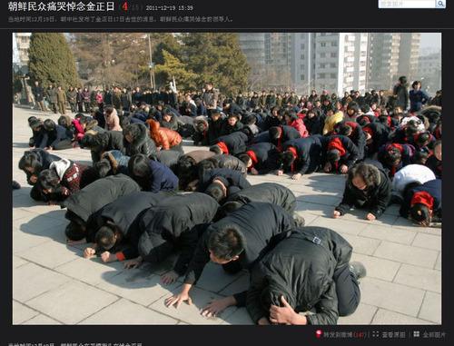 20111219_北朝鮮_金正日_死去_4