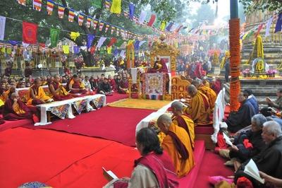 20120107_写真_インド_ダライ・ラマ_カーラチャクラ_04