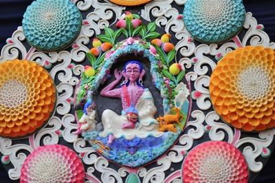 20120107_写真_インド_ダライ・ラマ_カーラチャクラ_11