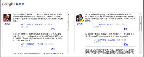 20111102_写真・グーグル台湾総統選2