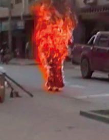 20111208_チベット_焼身抗議