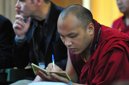 20111110_カルマパ・ラマ_亡命チベット仏教_写真