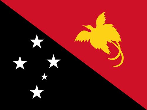 20111220_パプアニューギニア_国旗