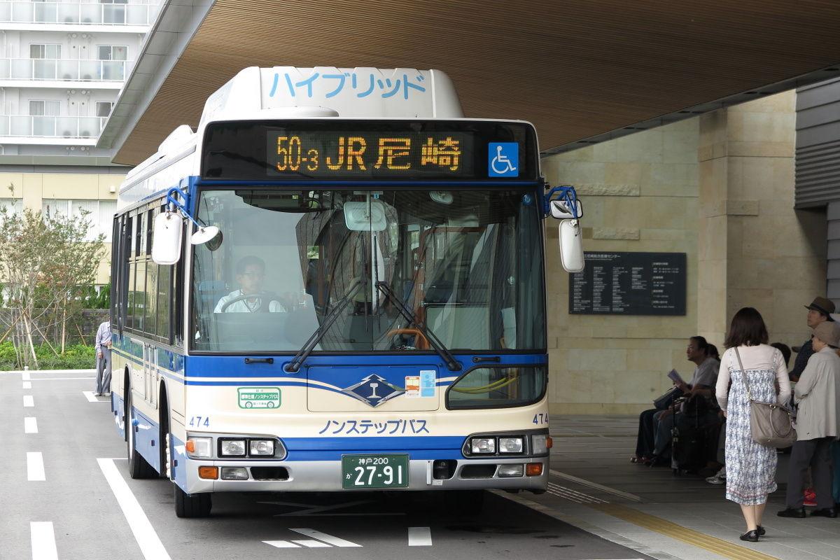 路線 図 バス 阪神