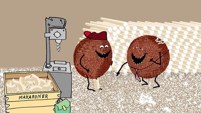 Meatballs Still 2