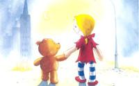 テディとアニー