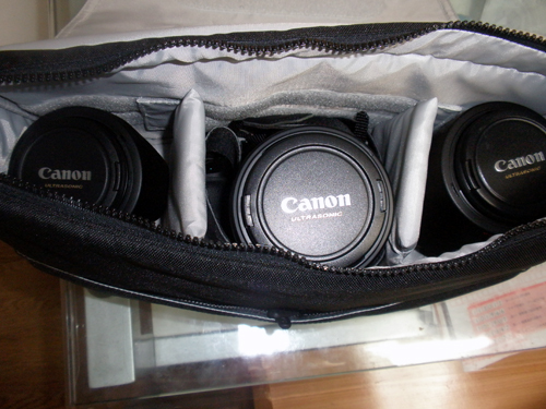カメラバッグ