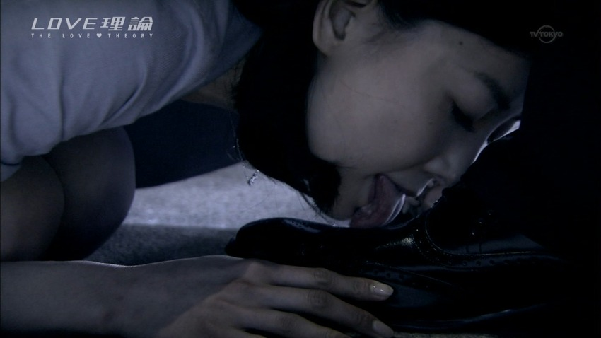 服従の土下座靴舐め M女 女優 渡辺舞 AVではありません