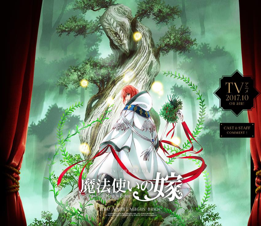 TVアニメ『魔法使いの嫁』公式サイト