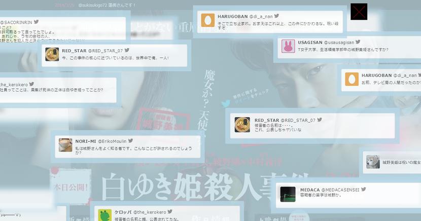 映画『白ゆき姫殺人事件』オフィシャルサイト 2014年3月29日公開!