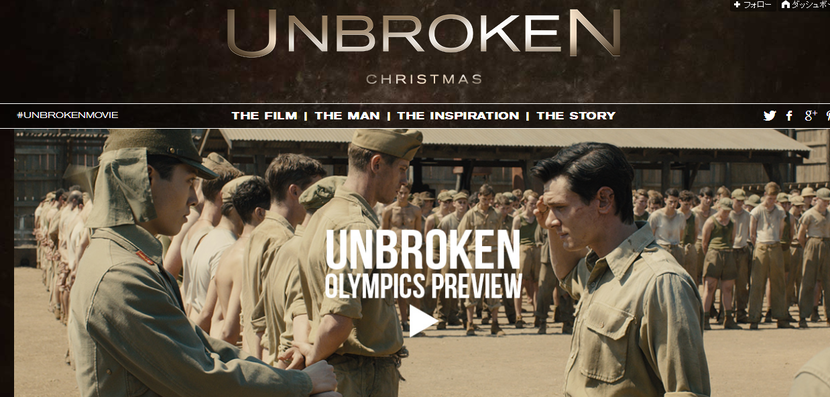 Unbroken - Trailers  Cast   Photos