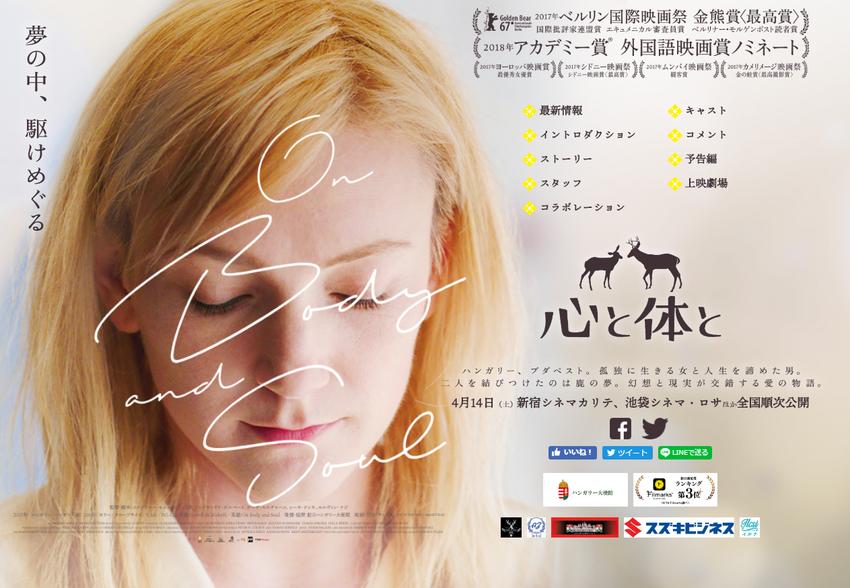 映画「心と体と」公式サイト