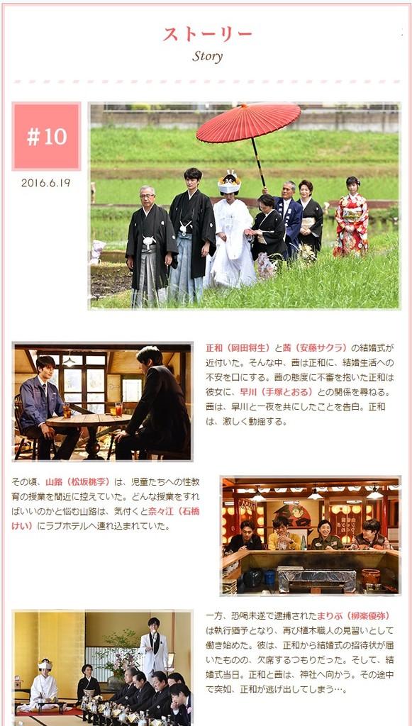 ストーリー|ゆとりですがなにか|日本テレビ