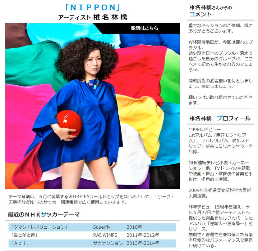NHK サッカーテーマ