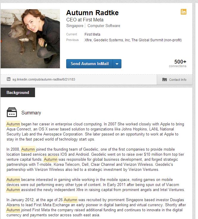 Autumn Radtke   LinkedIn