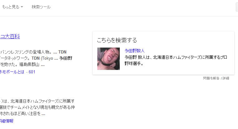 TDN   Google 検索