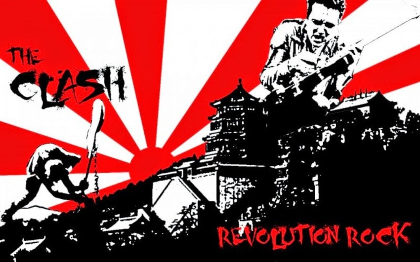 the clash tokio