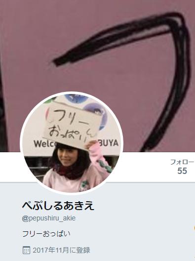 ぺぷしるあきえ  pepushiru_akie さん   Twitter