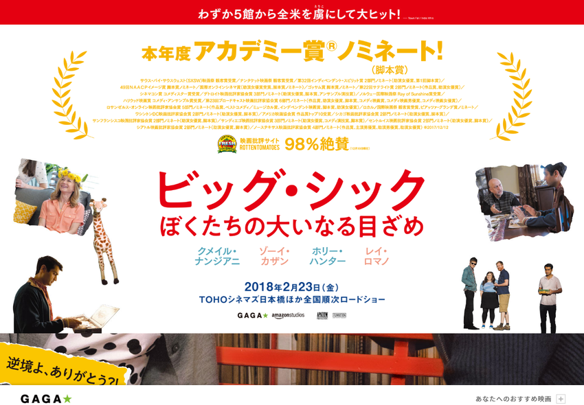 映画『ビッグ・シック』公式サイト
