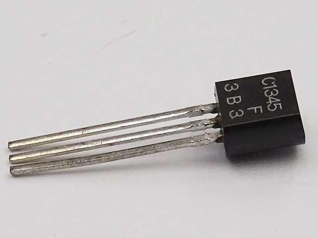 2SC1345 Transistor TO-92 C1345